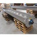 Flexible Carbon Steel Screw Conveyors