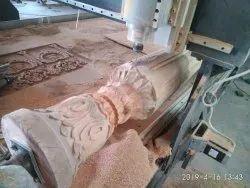 CNC Sand Stone Engraving