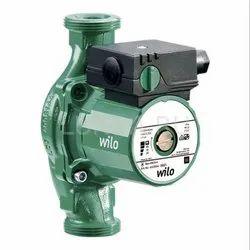 8 Meter 0.2 Hp Star RS 15/6, RS 25/6, RS 25/8 Wilo Hot Water Circulator Booster Pump, Max Flow Rate: 100 Lpm