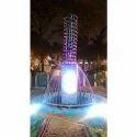 结构性的喷泉