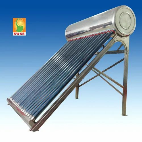 Solar Water Heater Stainless Steel 100LPD