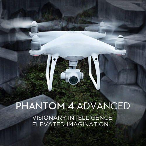 Dji Phantom 4 Advance Plus