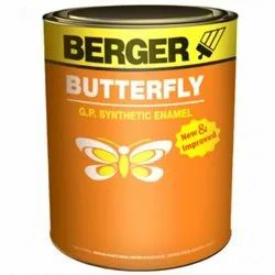 Berger Synthetic Enamels Paints, Packaging Type: Can