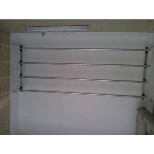 Wall Mounted Clothes Dryer द व र पर