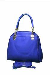 Blue Just Arrived Colored Handbag