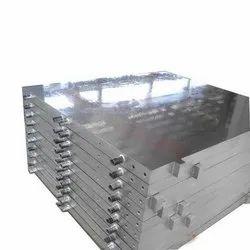 cast iron platen