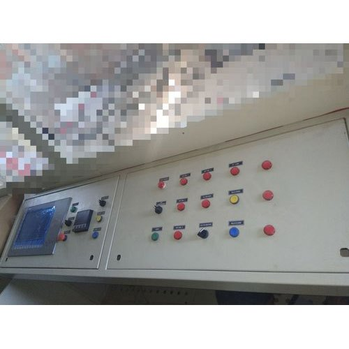 200 W Floor Mounted Hot Mix Plant Control Panel