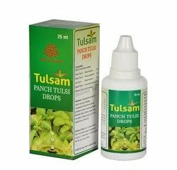 Immunity Booster Tulsi Drops, For Personal, Packaging Type: 25 Ml Drop