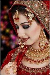 24 Hours Manually Bridal Makeup, Punjab