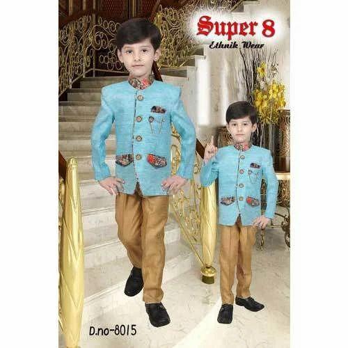ab67f7809 Boys Party Wear Kids Prince Suit, Rs 1200 /set, M B Multiservices ...