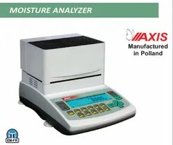 Axis Moisture Analyzer