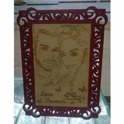Engraved Photo Frame