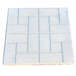 Cement Parking Tiles