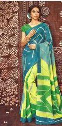 Georgette Printed Indian Ethnic Stylish Designer Sarees