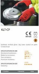 Latex Coated glove General purpose-KLT/CF