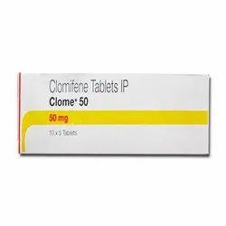 Clomifene Tablets IP