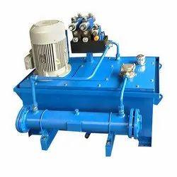 Krish Hydraulics 10 Hp Fly Ash Brick Machine Power Pack, 415 V