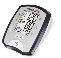 Rossmax MJ701f Deluxe Automatic Blood Pressure Monitor