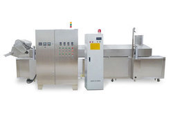 Medium Frying Production Line