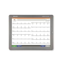 Automatic Cardiovit ECG Machine