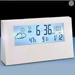 Sharp Weather Station Clock