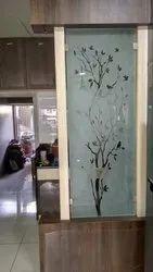 Small Cutting Decorative Glass