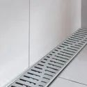 ACO Wave Shower Drain Channel