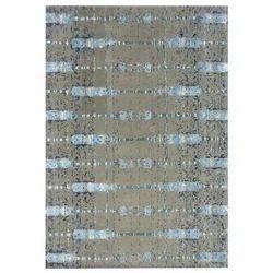Printed Woolen Hand Tufted Carpet