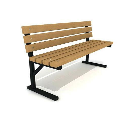 Cast Iron Wood Park Bench At Rs 2000 Piece Sitabuldi Nagpur