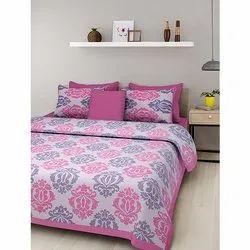 Sanganeri Jaipuri Double Bedsheet