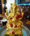 Gold Ganesha