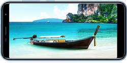 Intex Indie 44 Mobile Phone