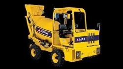 Argo 1000 Self Loading Concrete Mixer