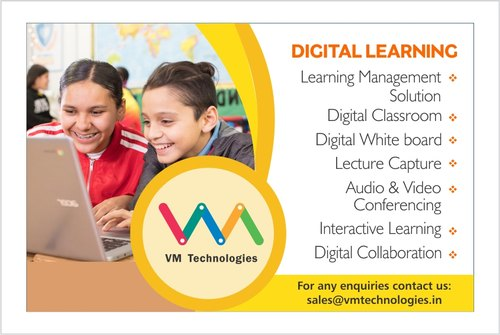 Schools & Colleges Virtual Classroom, Learning Management Solution (Lms), Pan India