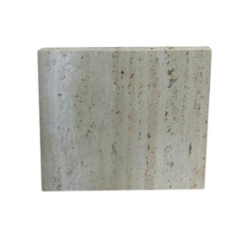 Beige Traver Tine Marble, For Flooring