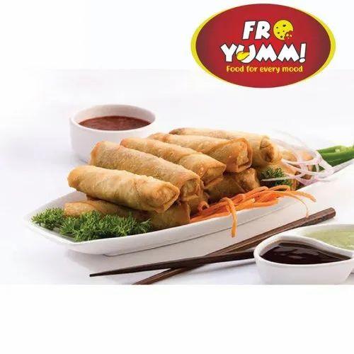 Frozen Veg Chinese Spring Roll