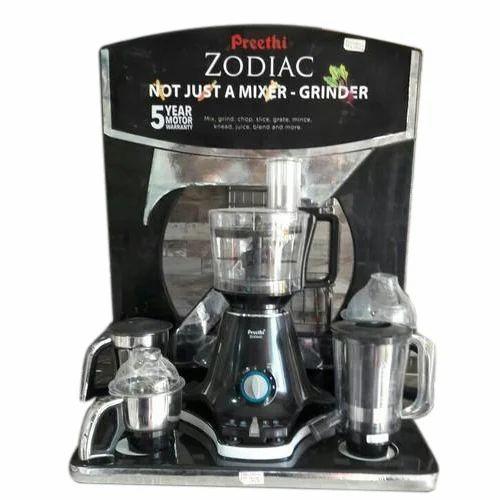 Preethi Zodiac Mixer Grinder