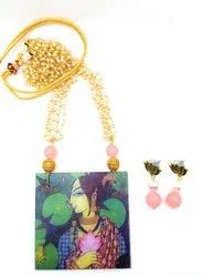MJ010 Pure Marble Jewelry