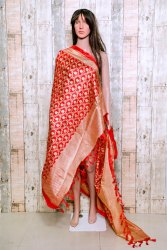 Cotton Blend Printed Dupatta