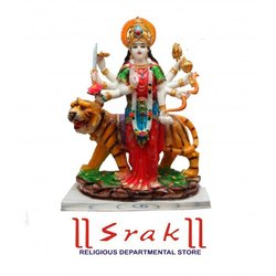 Durga Mata (L X W X H) 16 X 28 X 30 cm