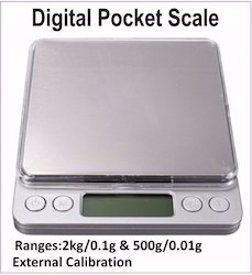 Professional Digital Pocket Scale