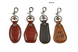 Promotional Leatherette Key Chain