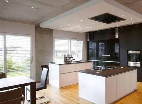Commercial German Modular Kitchen, Warranty: 10 Years