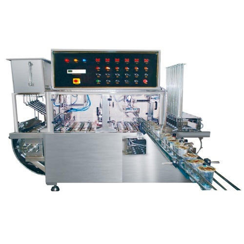 Glass Filling Machine, Capacity: 10ml-100ml