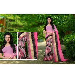 Elegant Ladies Synthetic Saree