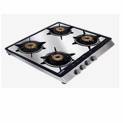 Black, Silver Kkolar KCT 64MR Cooktop, Size: 600x520x65 Mm