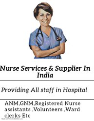 Nurse Staffing For Hospital,SPl Care Unit In Pan India