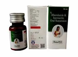 Albendazole And Ivermectin Suspension