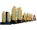 Automatic Psa Nitrogen Gas Plants - Cu-dx Model