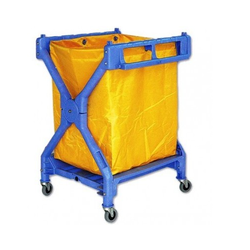 X-Type Garbage Collection Trolley